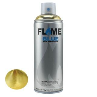 Σπρεί ακρυλικό χρώμα Χαμηλής πίεσης γενικής χρήσης Flame Blue FB906 Gold - 400ml