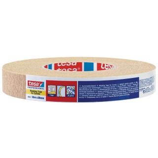 Χαρτοταινία μασκαρίσματος Εύκαμπτη για Καμπύλες πλάτους 19 χιλιοστών 25 μέτρα tesa ® Professional 4319