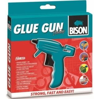 Ερασιτεχνικό Πιστόλι Κόλλας για ράβδο κόλλας Ø 7 mm Glue gun hobby Bison