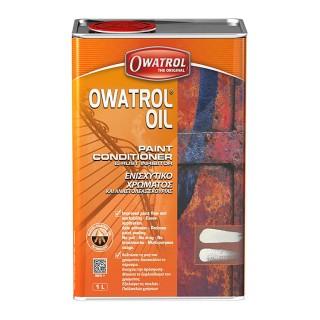 Σταθεροποιητής Σκουριάς και ενισχυτικό χρώματος Πολλαπλών Χρήσεων OWATROL OIL 1L