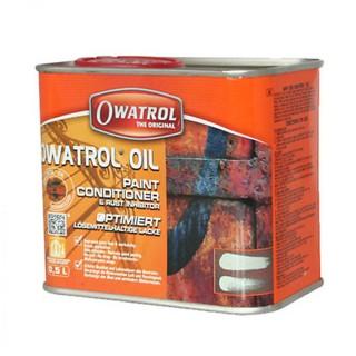 Σταθεροποιητής Σκουριάς και ενισχυτικό χρώματος Πολλαπλών Χρήσεων OWATROL OIL 0.5L