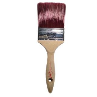 Πινέλο για βερνίκια νερού Easyclean 3'' με ξύλινη λαβή 1700 silk