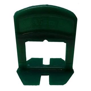 Αποστάτες Αλφαδιάσματος Πλακιδίων Andal S.A.P.3 Πράσινοι 1,5mm Σε Σακούλα των 250 Τεμαχίων