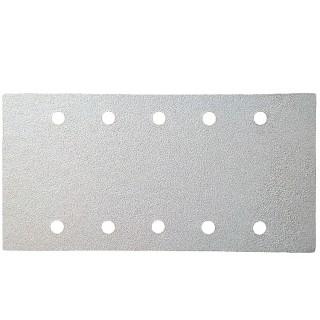 Λειαντικά Φύλλα Χράτς Velkro 115x230mm γενικής χρήσης  με 10 τρύπες (σε 12 διαφορετικά είδη Κοκκομετρίας) Smirdex510