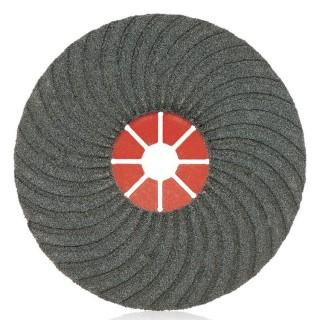 Λειαντικοί ΔίσκοιSuper Φιμπερ Ø115mm χωρίς τρύπες για λείανση Μπετού  (σε 3 διαφορετικά είδη Κοκκομετρίας) Smirdex935