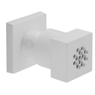 Jet ντους Square E044029-300 Λευκό matt