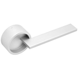Πόμολα πόρτας υψηλής αισθητικής Timeless Aluminium DND Silver με σχεδιασμό του   Marco Pisati