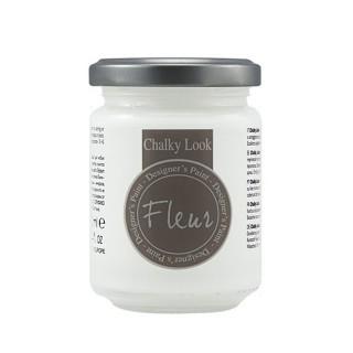 Χρώμα Κιμωλίας Fleur Chalky Look 130ml, F01 Titanium White 12001
