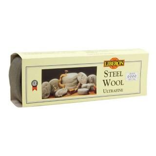 Ατσαλόμαλλο γενικής χρήσης πάρα πολύ ψιλό LIBERON STEEL WOOL ULTRAFINE 100g