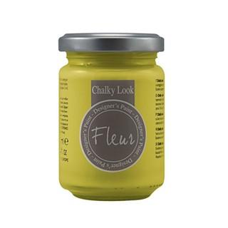 Χρώμα Κιμωλίας Fleur Chalky Look 130ml, F40 Primary Yellow 12004