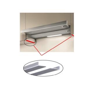 Σετ 2τμχ Φύλλων Αλουμινίου προφύλαξης πλαϊνών ντουλαπιών απορροφητήρα κατάλληλα για Συρόμενο Απορροφητήρα