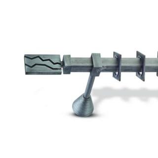 Βιομηχανικό Κουρτινόξυλο Domus Δανάη Τ20