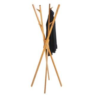 Ξύλινος Πτυσσόμενος Καλόγερος Ρούχων