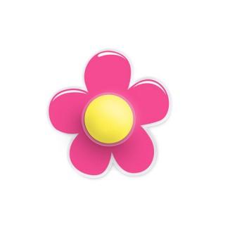 Αυτοκόλλητο στοπ πόρτας Λουλούδι Inofix 2462
