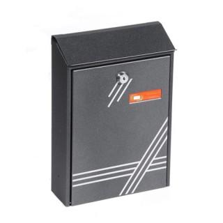 Γραμματοκιβώτιο Ανθρακί Γρανάδα 99