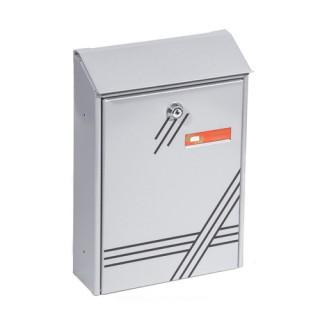 Γραμματοκιβώτιο Ασημί Γρανάδα 99