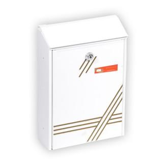 Γραμματοκιβώτιο Λευκό Γρανάδα 99