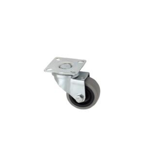Ρόδα επίπλου G036/52mm Νίκελ Ματ