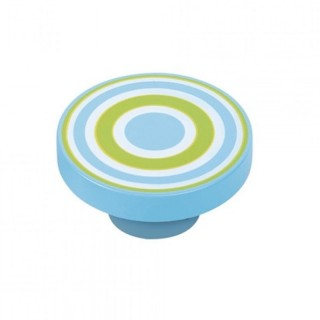 Κρεμάστρα Nesu 725 Ριγέ Πράσινο από Πλαστικό (Abs)