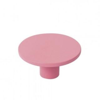 Κρεμάστρα Nesu 770 Ροζ από Πλαστικό (Abs)