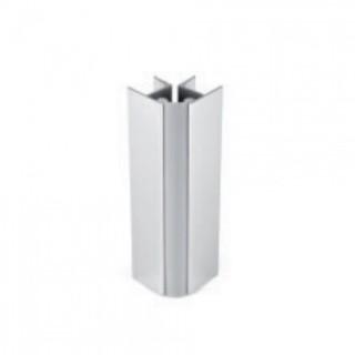 Έυκαμπτη Γωνία Αλουμινίου σύνδεσης Μπάζας Opes 145 10cm
