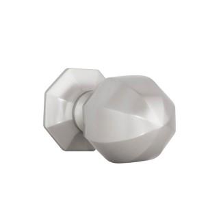 Μπούλ εξώθυρας Roline K373 Νίκελ Ματ