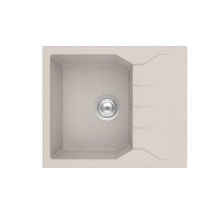 Νεροχύτης Sanitec Ultra Granite 812 (60X50) 1B 1D