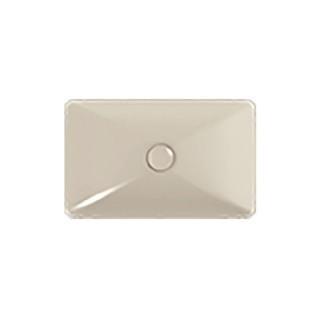 Νιπτήρας μπάνιου σε Ivory ματ χρώμα Bianco-Rio 60 x 37,7εκ. 38060-311