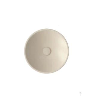 Νιπτήρας μπάνιου σε  Ivory ματ χρώμα Bianco-Lupo Φ45 33010-311