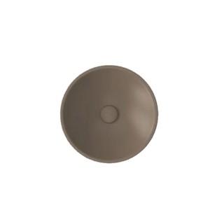 Νιπτήρας μπάνιου σε taupe ματ χρώμα Bianco-Lupo Φ45 33010-530