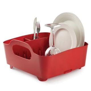 Κόκκινη Πλαστική πιατοθήκη Umbra 330590-505