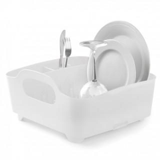 Λευκή Πλαστική πιατοθήκη Umbra 330590-660