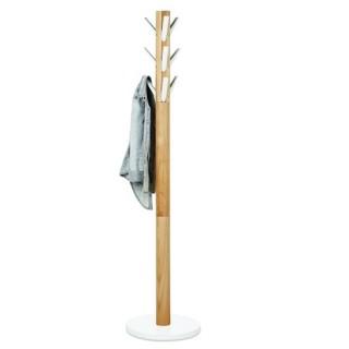 Καλόγερος ρούχων Umbra 320361-668 με Συνδυασμό Ξύλου - Μετάλλου/Λευκό
