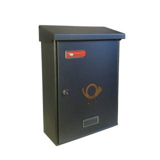 Γραμματοκιβώτιο εξωτερικού χώρου Viometal Ανκόνα 250 Ανθρακί