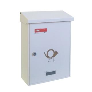 Γραμματοκιβώτιο εξωτερικού χώρου Viometal Ανκόνα 250 Λευκό