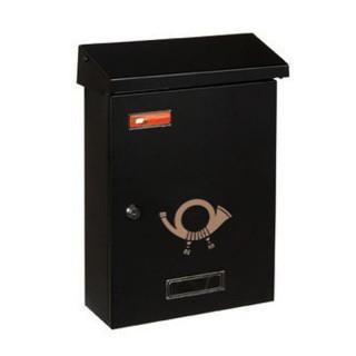 Γραμματοκιβώτιο εξωτερικού χώρου Viometal Ανκόνα 250 Μαύρο