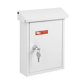 Γραμματοκιβώτιο Λευκό Τουλόν 95