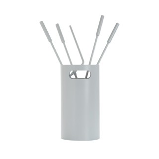 Εργαλεία με Κουβά Ζωγομετάλ K32-1230 σε Λευκό Πάγου