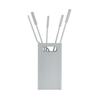 Εργαλεία με Κουβά Ζωγομετάλ K34-1235 σε Λευκό Πάγου