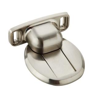 Μαγνητικό στοπ πόρτας-δαπέδου σειρά 955 σε Νίκελ ματ