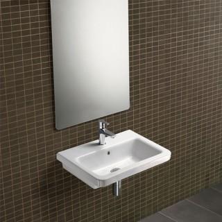 Νιπτήρας μπάνιου GSI Mcity82