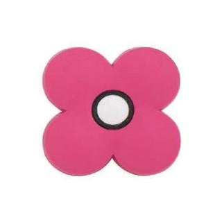 Παιδικό Πομολάκι Επίπλου Λουλούδι Φούξια Roline 601