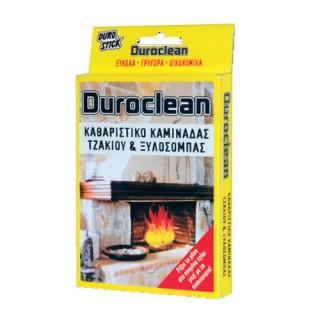 Καθαριστικό καμινάδας τζακιού και ξυλόσομπας Durostick Duroclean