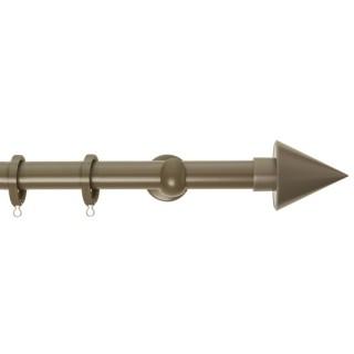 Κουρτινόξυλα Zωγομεταλ Φ25 CP4146 Χακί