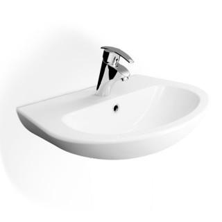Νιπτήρας μπάνιου Serel Friendly 6701 Kρεμαστός