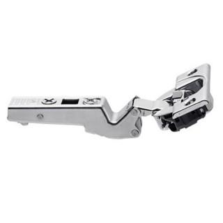 Μεντεσές BLUM CLIP TOP με ενσωματωμένο φρένο για πόρτα φάλτσο βιδωτός