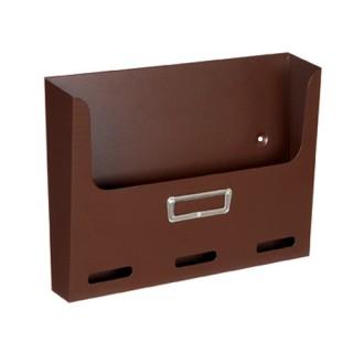Κουτί Εντύπων Καφέ μοντέλο 402