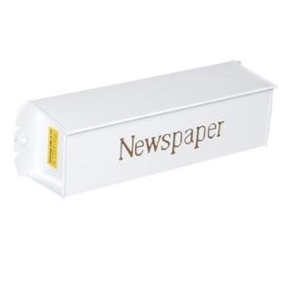 Εφημεριδοθήκη 105 εξωτερικού χώρου σε Λευκό