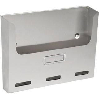 Κουτί Εντύπων Ανοξείδωτο μοντέλο 402
