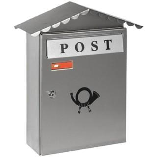 Γραμματοκιβώτιο Ανοξείδωτο Κολώνια 3002